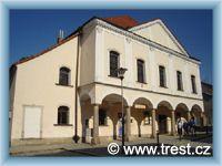 Třešť - Synagogue