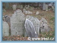 Třešť - Jewish cemetery