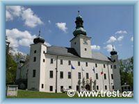 Třešť - Chateau