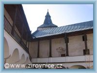 Castle Zirovnice