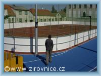 Sport area