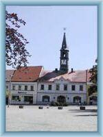 the town hall in Chotěboř