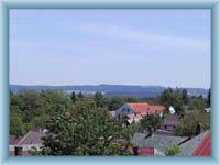 View from church - Chotěboř