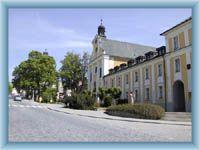 Church in Havlíčkův Brod