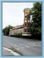 Heřmanův Městec - castle