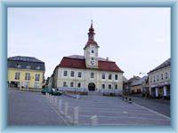Town hall in Hlinsko