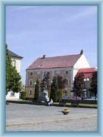 Square in Humpolec