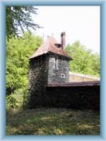 Větrný castle at Křemešník