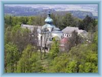 Křemešník - church