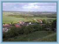 Železné mountain from Lichnice