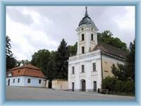 Church in Moravec