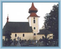 Church in Skuhrov