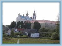 Nová Říše - monastery
