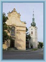 Pelhřimov - church