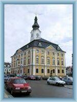Polička - townhall