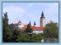 Castle in Telč
