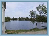 Lake in Telč