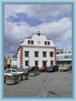 Town hall Velké Meziřičí
