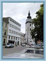 Velké Meziříčí - church