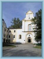 Castle in Ždár n. Sázavou